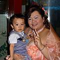 小琦姐姐歸寧(2008.09.27)
