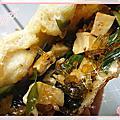 蔬食韭菜水煎包-簡版中種法