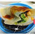 純素臭豆腐韭香餃