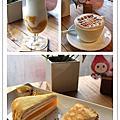 塔吉特千層蛋糕專賣店(台北信義人文館)