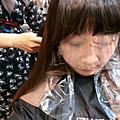 2020-11-01台北starry髮廊燙染
