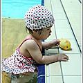 970426鷹萬游泳課