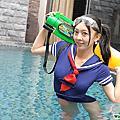 20160521 [台中]時希昂:水手服(セーラー服)死庫水/開胸泳衣