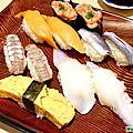 20161229 [日本/東京]きづなすし絆魚寿司(西新宿店)