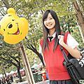 20170305 [台中]赤赤:文華高中夏季制服/水手服(セーラー服)