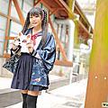 20180406 [台中]小悠:羽織水手服(セーラー服)