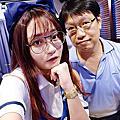 20190605 [台中/東區]時刻動漫餐廳--白白