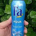 「Fa體香噴霧」~Aqua 水漾清新體香噴霧
