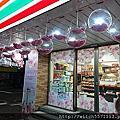 7-11櫻花主題店~西雅圖櫻花季~~7-11仕吉門市