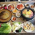 阿豬嘻烤肉村.398韓式銅盤烤肉吃到飽~