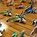 芝多司 玩具 飛機 小模型