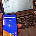 ASUS Zenfone5(ZE620KL)充電測試