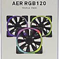 NZXT AER RGB 120 + GRID+V3