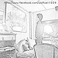 【台北】Orange看電車咖啡館
