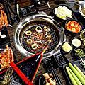 好客海鮮炭火燒肉吃喝到飽(新竹店)