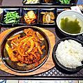 饌美韓式料理 新光南西店