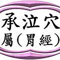 承泣穴(屬「胃經」)