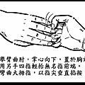 關衝穴(屬「三焦經」)
