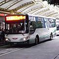 無貼廣告公車-三重客運