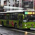 無貼廣告公車-大都會客運