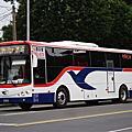 無貼廣告公車-中興巴士暨相關企業