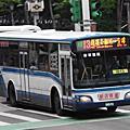 無貼廣告公車-新店客運