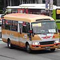 無貼廣告公車-欣欣客運