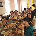 2007-10-22 生日+迎新聚餐