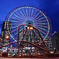 日本橫濱夜景