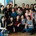 104年歲末聚餐(町香庭園休閒餐廳)-2015/12/13