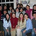 2005.11.25 水餃 party