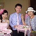 990815彰化堂弟陳建至訂婚典禮