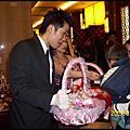 980328黎鴻森結婚張惠蔭媒人