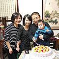 (2)2011跨年聚餐及小財慶生會現場寫實