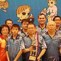 2010年度市長杯桌球比賽