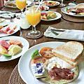Villa~的早餐