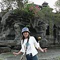 峇里島第一個景點海神廟