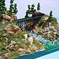 2號場景~山林鐵橋