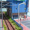 7號場景~跨線車站