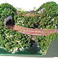 2度代工4號場景~白瀑.木橋.鐵道行