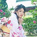 【Lingo image 和服寫真系列 Kimono】