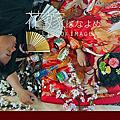 【Lingo 日雜風和服寫真】台灣拍和服寫真。花嫁和服引振袖