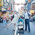 【Lingo旅遊寫真】Trip。香港家庭台灣遊拍/法國留學情侶+1歲寶寶