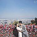 【Lingo*海外婚紗】韓國首爾。輕婚紗&韓服