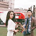 【Lingo Film*底片婚紗_海外婚紗】英國倫敦婚紗_英式復古調