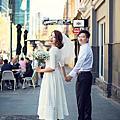 【Lingo*海外婚紗】澳洲墨爾本婚紗_浪漫系