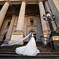 【Lingo*海外婚紗】澳洲墨爾本婚紗_楓葉季