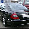 W211改AMG E63