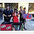 2014年馬年新春信義區街頭魔術氣球表演