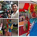 2014-10-04宏益玻璃家庭日-小丑氣球+活動工讀